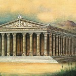 Древнегреческие храмы и святилища.