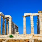 Храм Посейдона и связанные с ним мифы.
