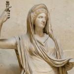 Богиня непомерной ответственности.