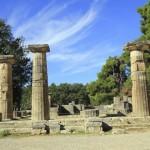 Храм богини Геры и другие достопримечательности острова Самос.