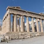Убранство храм Зевса громовержца Олимпийского.