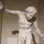 Показательные странности античной скульптуры…