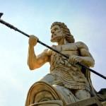 Владыка Посейдон - он же мега масштабный неудачник.