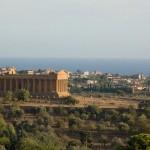 Древнегреческие храмы на Сицилии… Как символично!