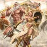 Дичайшая агрессивность древнегреческих богов.