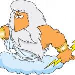 Древнегреческие боги-скоморохи.