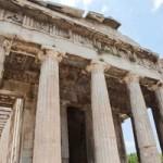 Храм Гефеста, как атрибут величия Афин.