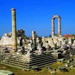 Храм Аполлона, Дельфах