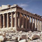 Кому принадлежало сооружение Парфенон?