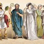 Древняя Греция, как исторический центр разврата и насилия.