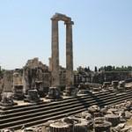 Храм Аполлона и легенды о нём.