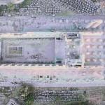 Целостный образ храма Аполлона в Дидимах.