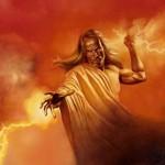 Зевс - верховный бог Олимпа