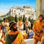 Доисторическая Греция – это современность на новый лад.