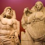 Древнегреческая теология, как повод задуматься о былом.