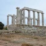 Храм Посейдона в Сунионе и его легенды.